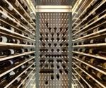 Mirrored Wine Cellar