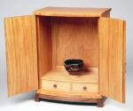 Shrine Cabinet Detail
