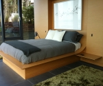 Built-In Bed Frame